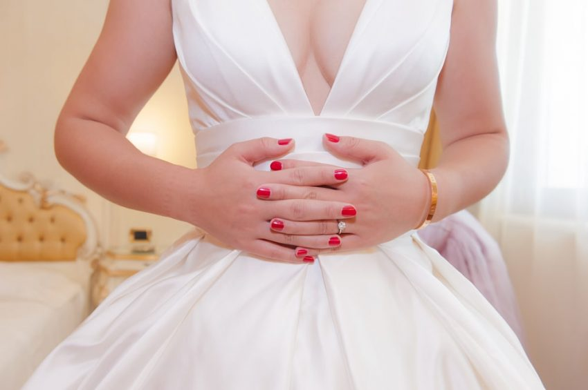 5 Ways to Deal With Pre-Wedding Jitters